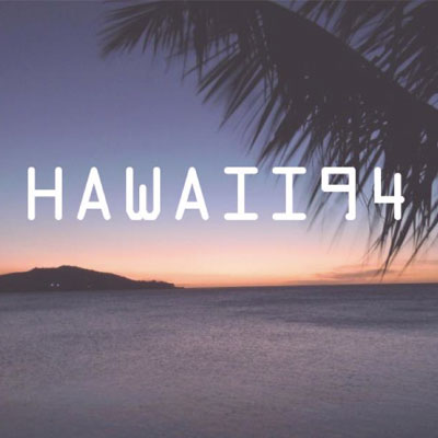 HAWAII94 - 'BLUE DREAMS'