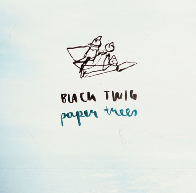 BLACK TWIG - 'PAPER TREES'