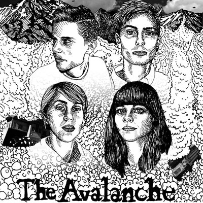 THE AVALANCHE - 'THROW AWAY THE REST'