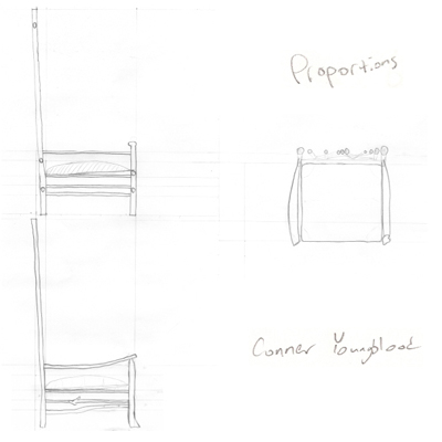 CONNER YOUNGBLOOD - 'PROPORTIONS'