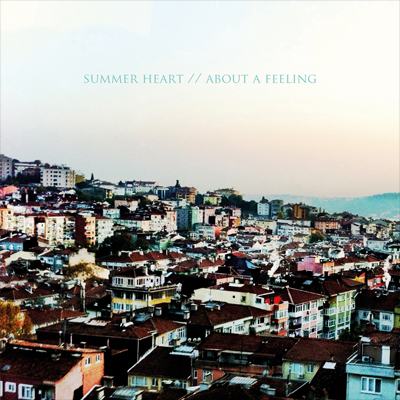 SUMMER HEART - 'RUSTY SCARS'