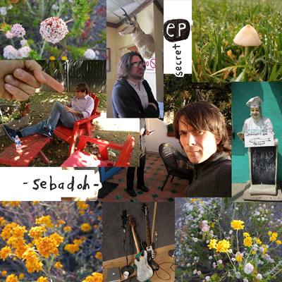 SEBADOH - 'KEEP THE BOY ALIVE'