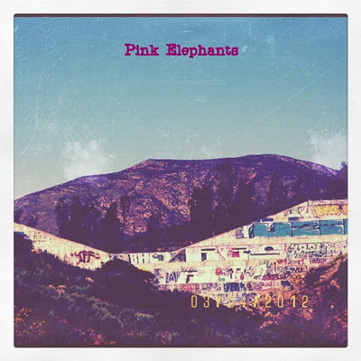 PINK ELEPHANTS - 'THE FLYING BANDSTAND'