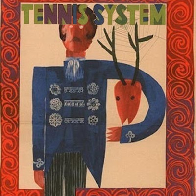 TENNIS SYSTEM - 'TECHNICOLOUR BLIND'