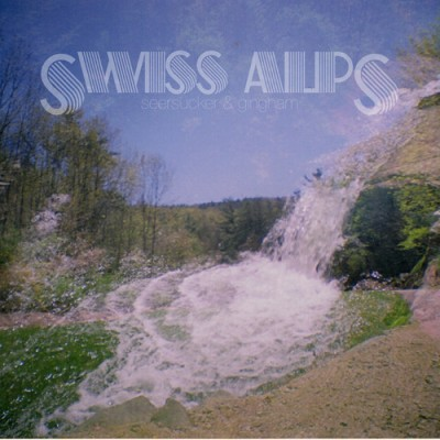 SWISS ALPS - 'SEERSUCKER'
