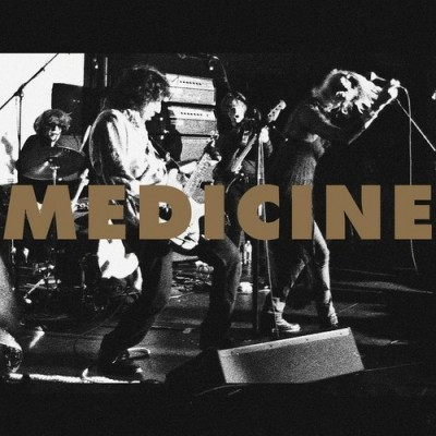 medicine-part time punks live-artwork-cover