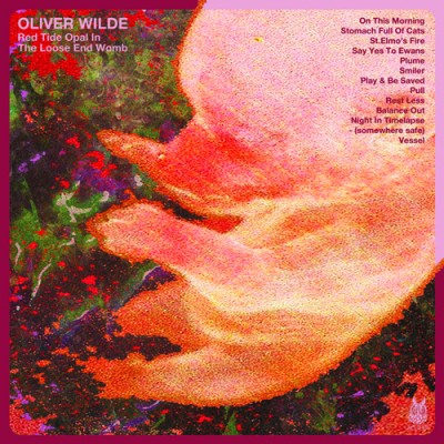 oliver wilde-ride tide opal in the loose end womb-artwork-cover