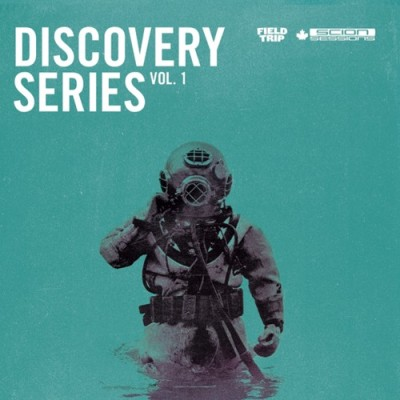 discovery series-vol 1-artwork