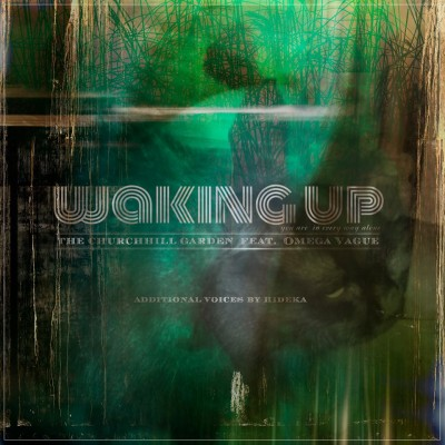 the churchill garden-waking-up-artwork
