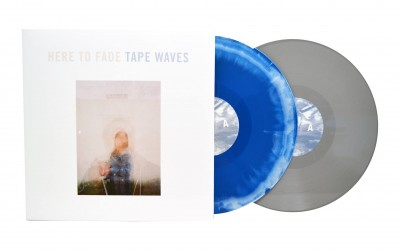 tapes-waves-here to fade-vinyl