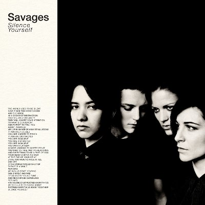 SAVAGES - 'SHE WILL'