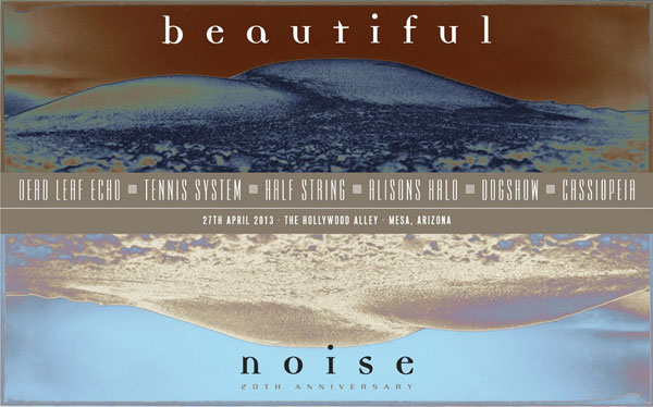 BEAUTIFUL NOISE 20TH ANNIVERSARY