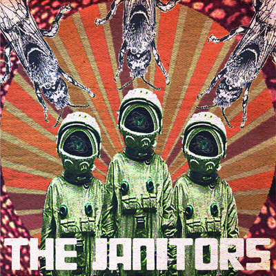 THE JANITORS - 'DRONE HEAD'