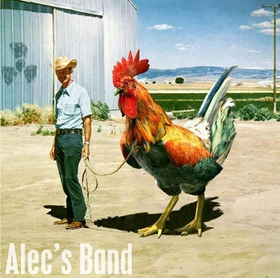 """ALEC'S BAND - """"WELL WATER'"""