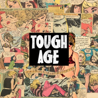 TOUGH AGE - 'SEA OF WHITE'