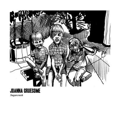 JOANNA GRUESOME - 'TUGBOAT' (GALAXIE 500 COVER)