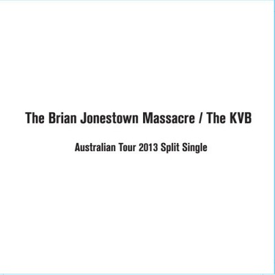 THE BRIAN JONESTOWN MASSACRE - 'DAYS, WEEKS AND MOTHS'