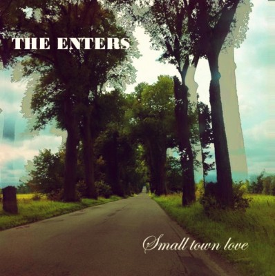 the enters-small town love-artwork-cover