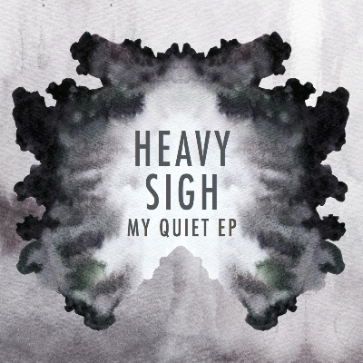 heavy sigh-my quiet-artwork
